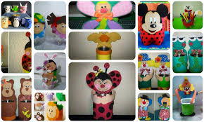 waste tin u0027s creative ideas for kids crazzy craft