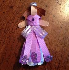 sofia the ribbon sofia the ribbon sculpture hair clip the tiptoe fairy