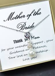 Card For Bride From Groom Mother Of The Groom Mother Of The Bride Gift Mother On Law Gift