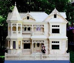 De Plan Barbie Doll Furniture by 229 Best Miniature Dollhouses Images On Pinterest Anna Barn