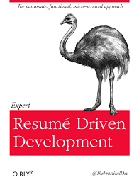 Programmers Resume The Practical Dev On Twitter