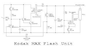 notes on the troubleshooting and repair of electronic flash units