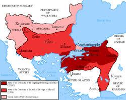 Map Of Ottoman Empire 1500 Territorial Evolution Of The Ottoman Empire