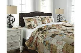 What Is A Coverlet Used For Bedding Ashley Furniture Homestore