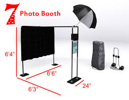 photo booth setup pricing 7booth