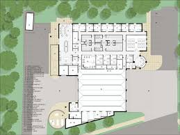 volunteer fire station floor plans fire station architectural site plan google search fire station