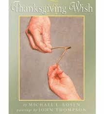 a thanksgiving wish by michael j scholastic