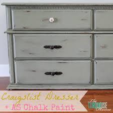 craigslist dresser makeover with annie sloan chalk paint the