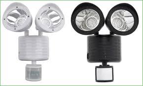 rab led motion sensor light lighting led outside motion flood lights solar powered 22 led