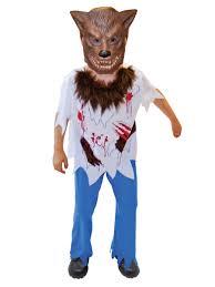 Halloween Costumes Boys Age 11 Werewolf Boy Costume 996237 Fancy Dress Ball