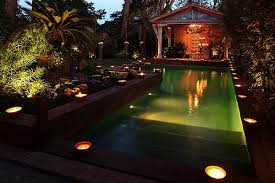 different types of outdoor lighting 12 incredible summer landscape lighting ideas