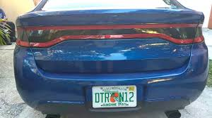 2013 dodge dart tail lights herculeds com sequential racetrack taillights for the 2013 dodge