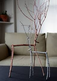 Tree Branch Bookshelf Diy Diy Ideas With Twigs Or Tree Branches
