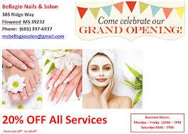 bellagio nails salon home facebook
