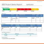 weekly status report template powerpoint weekly status report