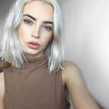 haircuts for white hair ideas about short white hair on pinterest short platinum hair