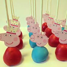 peppa pig car cake cookies and cake pops peppa pig pinterest
