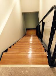Looking Down Stairs by Image Gallery Northern Industries