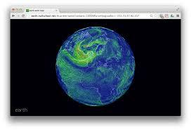 Global Wind Map Earth Wind Map Bram Us