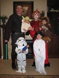 Star Wars Toddler Halloween Costumes Star Wars Family Costume Diy Halloween Halloween Costumes