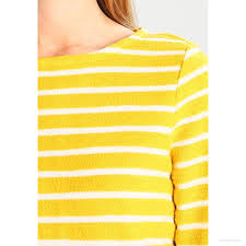joule sweatshirt antique gold stripe 8zlteur2
