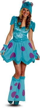 sully costume sassy sulley costume women disney costumes