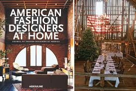 Fashion Home Interiors American Fashion Designers At Home Cool Hunting