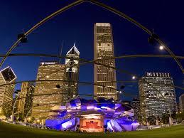 pavilion millennium park chicago illinois wallpapers hd wallpapers