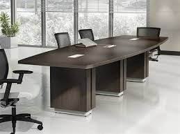 Boat Shaped Boardroom Table Zira Series 10 Boat Shaped Conference Table Z48120be