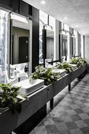 95 best contract interiors restrooms images on pinterest