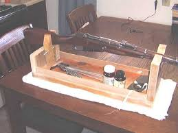 best gun cleaning table cheap rifle cleaning center