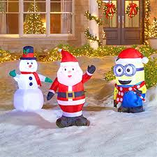home depot inflatable outdoor christmas decorations home depot outdoor christmas decorations luxury stain foot