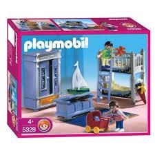 chambre playmobil playmobil 5328 enfants et chambre traditionnelle achat et vente