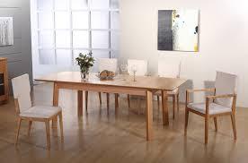 aero modern dining room set