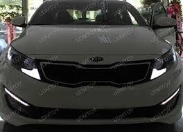 2013 kia optima lights kia k5 led drl ijdmtoy blog for automotive lighting