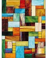Multi Color Area Rugs Spectacular Deal On Universal Rugs Norfolk Contemporary Abstract