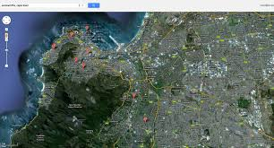 Map Of Cape Town South Africa by Use Google Maps To See Where Rich And Poor People Live In South