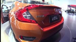 honda 2018 new car models 2016 honda civic ex l 1 5l turbo review apple carplay try u0026 test