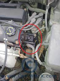 ford focus 1 8 2000 ford focus 1 8 petrol leaking thermostat housing