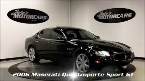 black maserati sedan 2006 maserati quattroporte sport gt black saddle jake u0027s
