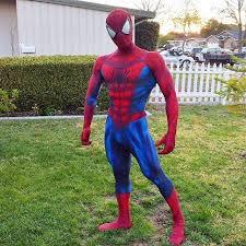 online get cheap spiderman halloween costume aliexpress com