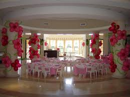 Balloon Decoration For Birthday At Home by 7 Outstanding Home Party Decorations Ideas Neabux Com