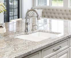 granite countertop timid white kitchen cabinets camp chef