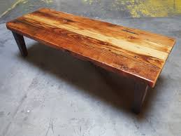 Reclaimed Wood Side Table Coffee Table Amazing Reclaimed Wood And Iron Coffee Table Large