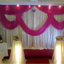 wedding event backdrop aliexpress buy event services stage curtain drapes wedding