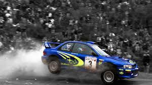 subaru rally wallpaper subaru impreza dust jumping racing cars rally selective 1293314