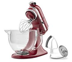Kitchenaid Mixer Attachments Amazon by Amazon Com Kitchenaid Ksm105gbcer 5 Qt Tilt Head Stand Mixer