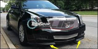 cadillac cts bumper aliexpress com buy bumper lip deflector for cadillac cts