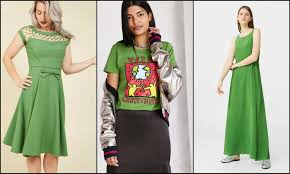 color of the year 2017 fashion how to wear greenery the 2017 pantone color of the year