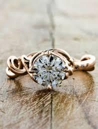 unique wedding rings unique diamond engagement rings ken design